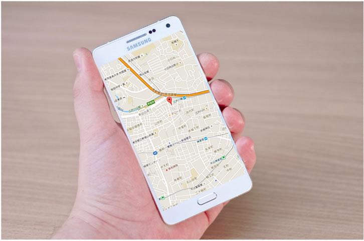 GPSアプリを使わずに気になる相手の行動を追跡するには
